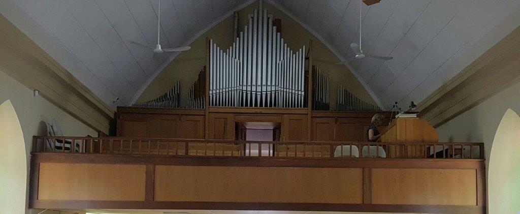 Orgel – GESTERN – HEUTE – MORGEN