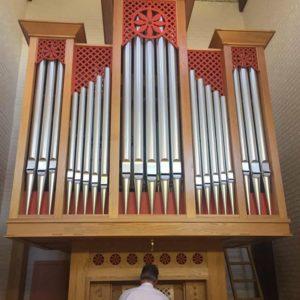 Lüneburg Orgelbau