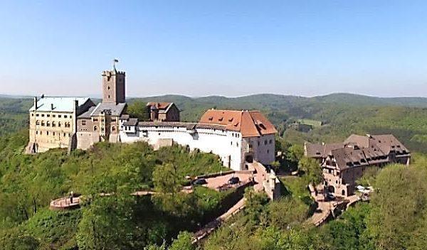 Luther auf der Wartburg