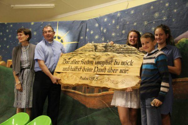 Abschiedsfeier von Pastor Dieter Schnackenberg