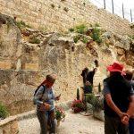 Beim Grab Jesu Jesrusalem