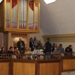Gemeinde Lüneburg Congregation Orgelweihe 01 Orgelweihe