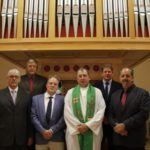 Gemeinde Lüneburg Congregation Orgelweihe 11 Orgelweihe