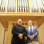 Gemeinde Lüneburg Congregation Orgelweihe 12 Orgelweihe