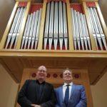 Orgelweihe am 1. Oktober 2017 03 Orgelweihe