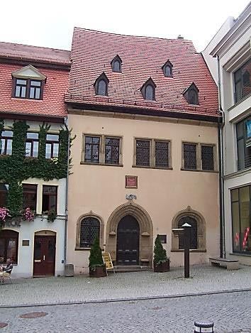 Luthers Sterbehaus Augsburg