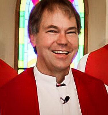 Pastor Klaus-Eckart Damaske