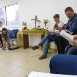 Oster Gottesdienst beim Kibbutz