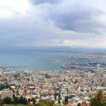 Haifa Hafenstadt