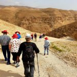 Wüstenwanderung Samarien