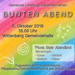 Gemeinde Lüneburg Gemeindebrief September 2019 44 Gemeindeleben