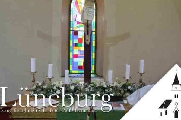 Gemeinde Lüneburg Lutheran Congregation - 2. Sonntag nach Trinitatis (Die Einladung)