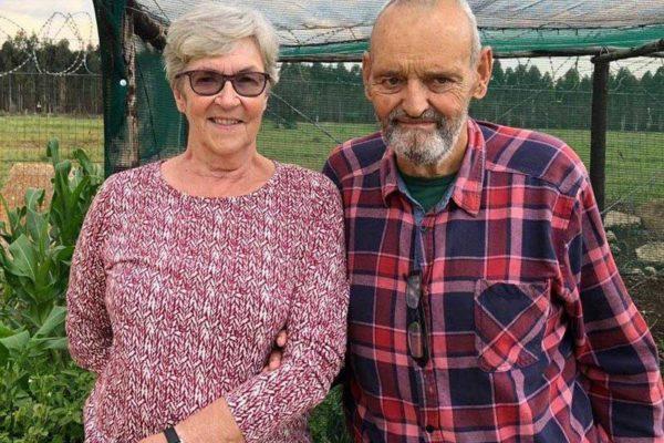 Siegmund Beneke und Vossie