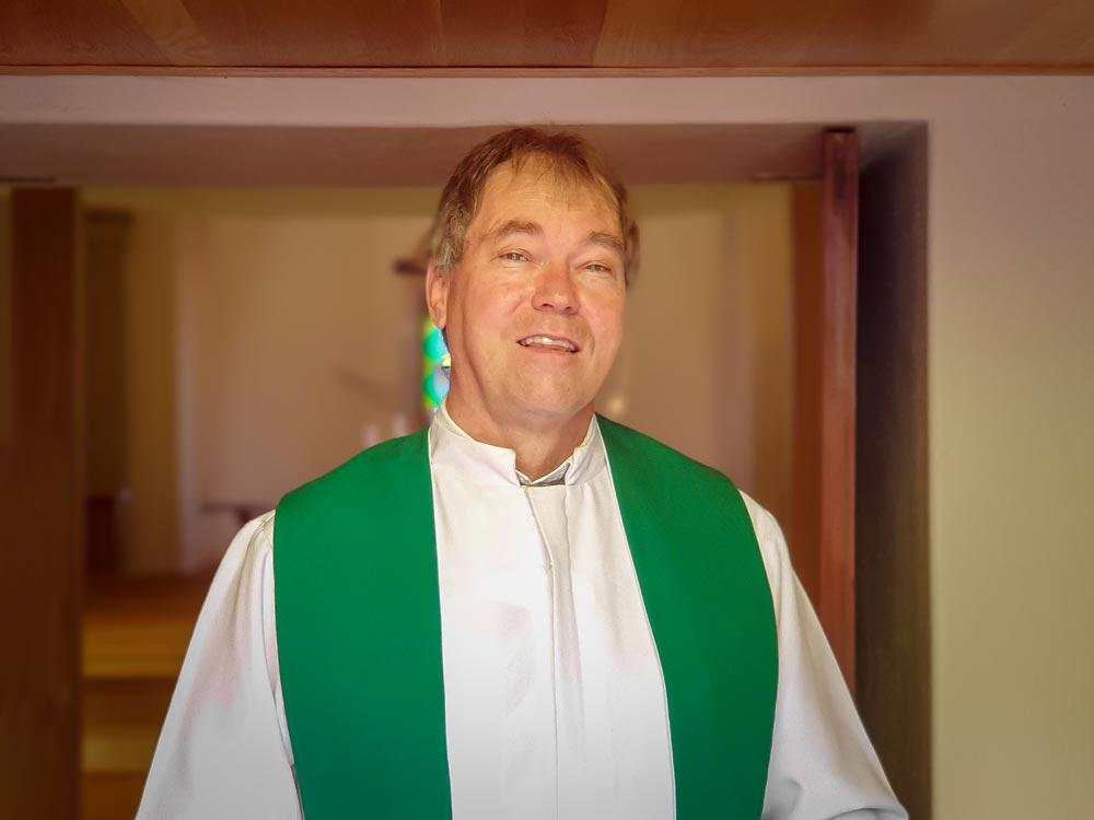 Pastor Klaus Damaske